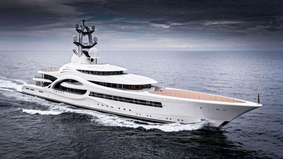 Dar la vuelta al mundo en un barco de lujo
